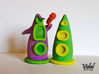 Day of the tentacle green 6cm 3d printed