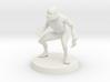 Deep One Tabletop Figure 3d printed