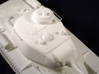 1:35 KV-1S Tank from World of Tanks game  3d printed Close up view of printed model