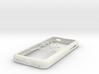 Stockholm Metro map iPhone 5c case 3d printed