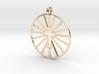 Cross Wheel 3d printed
