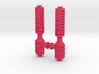 Transformers maketoys Utopia ear antennas 3d printed