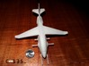 C-135 ZEUS military airplane  BIG ONE! 3d printed