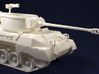 1:35 M18 Hellcat Tank Destroyer from World of Tank 3d printed Closeup view of printed model