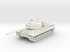 1:48 T29 Tank from World of Tanks game 3d printed