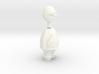 Gandhi - Indian-vidual Indian style figurine 3d printed