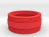 Coupler for Nebo REDLINE Tactical LED Flashlight 3d printed