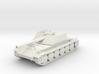 1:35 Rhm.-Borsig Waffenträger from World of Tanks  3d printed
