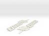 Fjord Boat Badge  3d printed