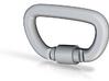 Carabiner Pendant (small) 3d printed