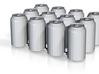 Soda Can 12pk 3d printed