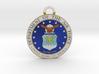USAF Pendant 3d printed