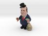 Top Hat Re-election Slush Fund Chris Christie 3d printed