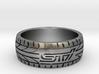 Subaru STI ring - 20 mm (US size 10) 3d printed