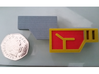 Pokemon - Kalos Region Rumble Badge 3d printed