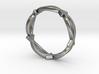 Jesus Fish Eterniy Style Ring Size 12 3d printed
