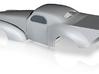 1/43 1941 Willys Pro Mod Slammer 3d printed