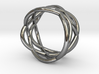 Ellipsis Ring N6 by Fran Di Prospero - L½ - Ø int. 3d printed