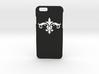 Fleur De Lis iPhone6 Case 3d printed
