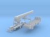 TMB Vattenfall auf Scania 3d printed