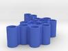 Serotonin Microcentrifuge Tube Rack 3d printed
