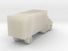Mack Refrigerator Truck - Z scale  3d printed