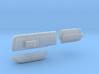 Missile Frigate Multi-Part Kit 3d printed