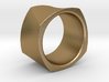 Motion Cube Ring Size 10/T 3d printed