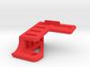 Keyboard Mount LEFT for C64C case (universal) 3d printed