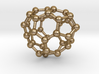 0088 Fullerene c38-7 c1  3d printed