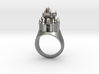 DW Cinderellas Castle Inspired Ring Size 9/S 3d printed