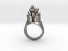 DW Cinderellas Castle Inspired Ring Size 7/P 3d printed