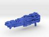 Tri-barrel Blaster for Evasion Optimus 3d printed