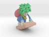 Lemming Builder (Large and in Color) 3d printed