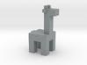 Squared Giraffe 3d printed