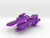 TF: Prime deluxe RID Arcee Blasters and Blades 3d printed