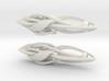 Afsoon's Earings 3d printed