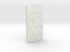 Irish Mike Gasmask - iPhone 6 Case 3d printed