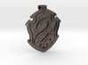 Slytherin House Crest - Pendant LARGE 3d printed