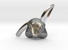 Bibo - rabbit pendant 3d printed