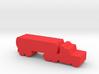 Game Piece, Semi-truck Tanker 3d printed