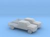 1/160 2X 1993 Dodge Ram Crew Cab 3d printed