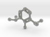 Propofol Molecule Keychain Necklace 3d printed Propofol Molecule Keychain / Necklace