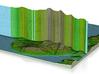 Terrafab generated model Mon Apr 13 2015 17:06:38  3d printed
