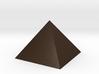Pyramid Tall 3d printed
