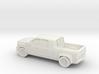 1/87 2011 Dodge Ram Mega Cab 3d printed