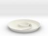 Spiral Main Dish 3d printed