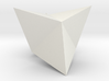 Tetracedron Elevatus Solidus 3d printed