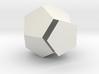 Duodecedron Planus Solidus 3d printed