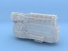 4mm Sulzer 6 LDA 28 3d printed